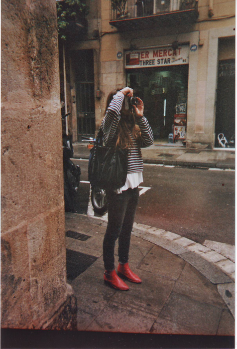 girlwith camera